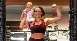 """MacKenzie Dern """"I Want To Be A UFC Champion-Mom"""""""