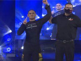 Johny Tama Victorious In Jiu-Jitsu's Return