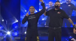 Johny Tama Victorious In Jiu-Jitsu's Return