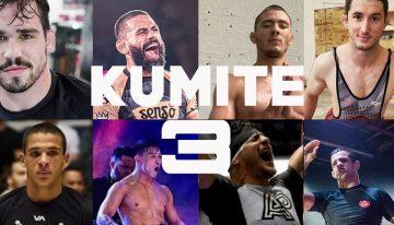 3CG Kumite 3 – Ruotolo, Jimenez, Tama, Steele, Marinho, Combs, And More