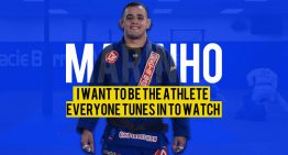 "Pedro Marinho ""I Want To Be The Athlete Everyone Tunes In To Watch"""