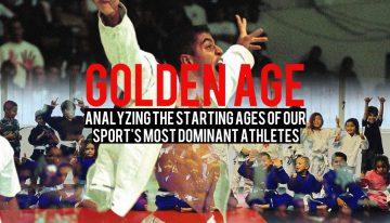 Age Of Success: Analysing The Starting Ages Of Jiu-Jitsu's World Champs