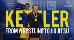 Is BJJ The Best Alternative For Retired Collegiate Wrestlers? The Taylor Kettler Story