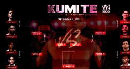 3CG Kumite VI Full Card, Nicky Rod, Jimenez, Almeida, Hulk, Cyborg And More