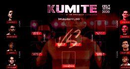 3CG Kumite VI Full Card, Nicky Rod, Jimenez, Almeida, Hulk, Cyborg And More