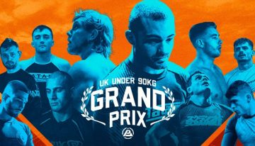 Polaris Jiu-Jitsu Grand Prix Full-Card