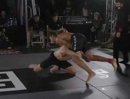 Roberto Jimenez And Tye Ruotolo Put On A Show At Kumite 5 Tournament