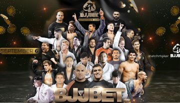 New Promotion BJJ Bet Arrives With A Monster Card