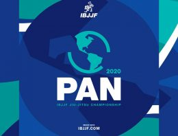 IBJJF Pan Returns In October