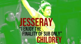 Jesseray Childrey, I Enjoy The Finality of Sub Only