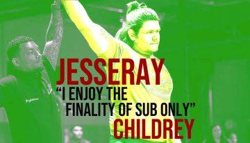 Jesseray Childrey, I Enjoy The Finality of Sub Only