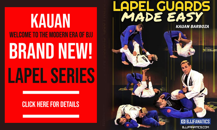 Kauan Barboza New Guard Instructional