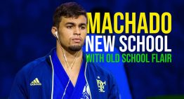 Pedro Machado, New School With Old School Flair