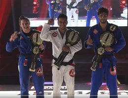 Big Win By Gracie Barra At SUBVERSIV Tournament, Unity Takes 2nd, Checkmat 3rd