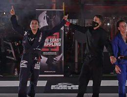 Kumite 7 Results, Ana Carolina Edges Luiza Monteiro In Epic Grappling Night