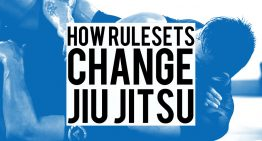 How Rules Change Jiu-Jitsu 2.0