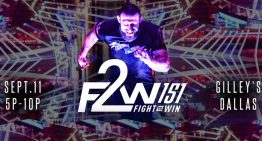 F2W 151 Full Card, Lovato, Tex, Arges, Marcio, Queixinho, Kennedy Maciel And More