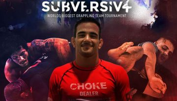 SUBVERSIV 4 Team Tournament Is Fire! Check Line-Ups Here