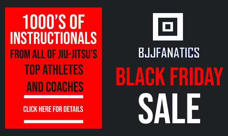 Mega BJJ Fanatics Sale