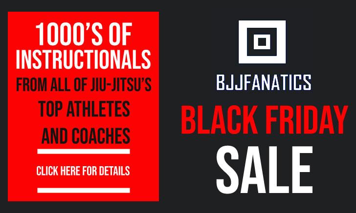 Mega BJJ Fanatics Sale
