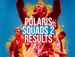 Polaris Results, European Domination Over Team UK and IRE At Squads 2