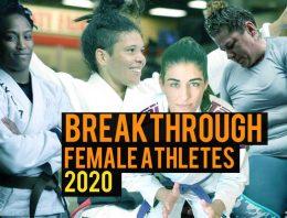 Breakthrough Female Ahletes 2020