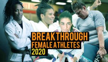 Breakthrough Female Ahletes 2020
