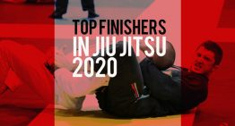 Top Finishers in Jiu Jitsu 2020