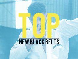 Scout Watch: 2020s Top 5 New Black Belts