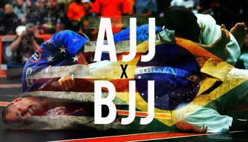 The Difference Between American Jiu-Jitsu And Brazilian Jiu-Jitsu