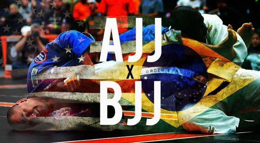 The Difference Between American Jiu-Jitsu And Brazilian Jiu-Jitsu