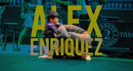 Alex Enriquez, True Grappling Grit