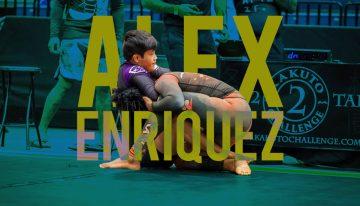 Alex Enriquez, True Grappling Grit
