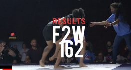 F2W 162 Action Packed All-Female Event Results