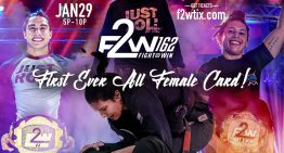 Fight 2 Win All Female Event This Weekend Is Stacked!