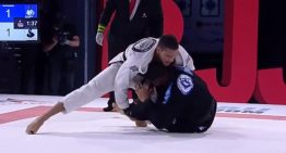 BJJ Stars Results, Felipe Pena Rules GP And Gutemberg Pulls The Upset Of The Night