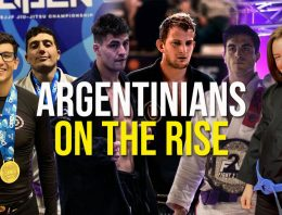 This Argentinian Squad Is Breaking Ground In The USA Grappling Circuit