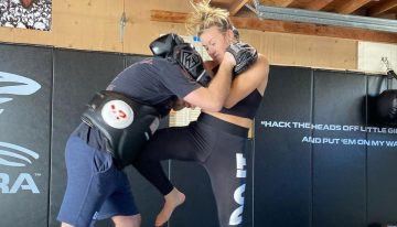 World Champ Jena Bishop Is Pursuing A Career In MMA
