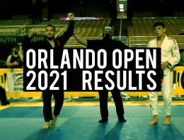 Orlando Open Results, Renato Canuto Turns Up The Heat While Florida's Prodigal Son Returns