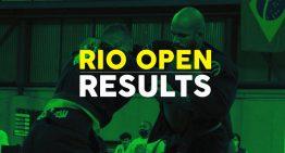 IBJJF Rio Open Results, Erberth Returns After Losing Streak, Saggioro Dominates New Generation