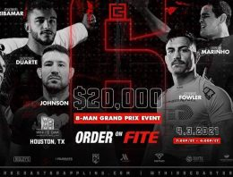 3rd Coast Grappling's Stacked GP is This Weekend! Kaynan, Nicky Rod, Tackett, Hugo, Fowler And More