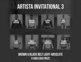 Artista Invitational Is This Weekend! Dalpra, Johnatha Alves, Luna, Roque, Feliz And More