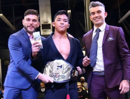 EUG Featherweight Tournament Results, Andy Murasaki Makes His Mark In Black Belt Debut