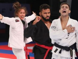World Pro Results, Brenda Dethrones Mayssa, While Israel Sousa And Lavaselli Have Epic Performances