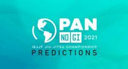 IBJJF 2021 No-Gi Pans Predictions