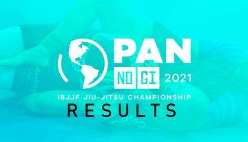 NOGI Pans Results, Diego Pato, Hulk, Clay, Estevan Martinez, And Bodoni Dominate Event