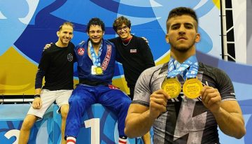 New Orleans Open, Austin Baker And Matheus Gabriel Rise Up To The Occasion