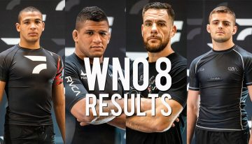 WNO 8 Results, Ruotolo Twins Put On A Show In Austin And Durinho Upsets Lovato