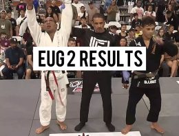EUG Results: Mica Ends Dalpra's Unbeated Record While Alves Takes Belt To AOJ