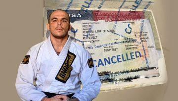Roosevelt Sousa Denied Entrance In The US